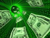 E-money — Stock Photo