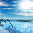 swimming pool&quot — Stock Photo #3023137