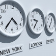 clocks — Stock Photo #3306377