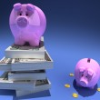 Piggy banks — Stock Photo #3414824