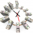 Time is money - Stockfoto