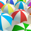 Umbrellas — Stock Photo #3415049