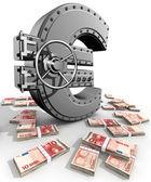 Euro — Foto Stock