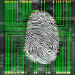 Fingerprinting - Stock Photo