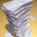Mails — Stock Photo