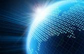 デジタル地球儀 — ストック写真