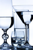 Glassware — Stock Photo