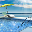 Swimming pool - Foto Stock