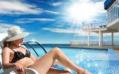 Vakantie — Stockfoto