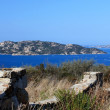 View Above The Sea - Sardinia, Gallura — Stock Photo