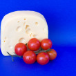 Creamy Soft Bavarian Cheese — Stock Photo