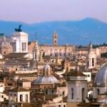 Rome Downtown — Stock Photo
