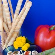 Mediterranean Diet - Stock Photo