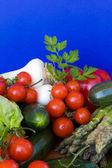 Vegetables Mix — Stock Photo