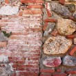 Stones And Bricks — Stock Photo