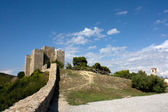 Ancient Fortress On The Hill — Stock Photo