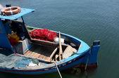 Eski balıkçı teknesi — Stok fotoğraf