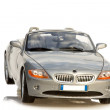 Front Of Sport Car — Stock Photo #3126346