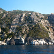 Coast Of Elba Island — Stockfoto