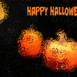 Royalty-Free Stock Photo: Abstract Halloween Card