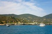 Lacona Bay, Elba Island — Stock Photo