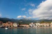 Marciana Marina - View From The Sea — Zdjęcie stockowe