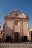 Church In Marciana Marina — Stock Photo