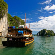 Halong Ha Long Bay ,vietnam — Stock Photo