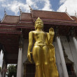 Foto de Stock  : Buddhism in Bangkok