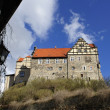Quedlinburg Castle — Stock Photo