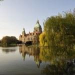 City Hall Hannover — Stock Photo