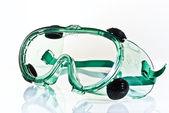 Safety Glasses — Stock Photo