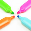 Highlighters — Stock Photo
