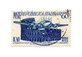 Postage stamp from Italy dated 1952 — Stock Photo