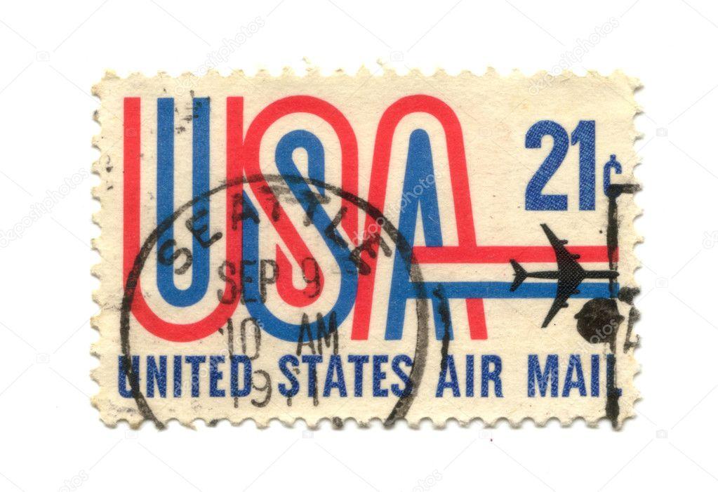 Почтовые открытки из сша