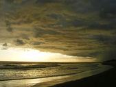 Gewitterwolken — Stockfoto