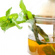 Mint tea — Stock Photo #3593224