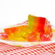 Stock Photo: Jelly