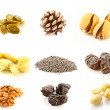Royalty-Free Stock Photo: Nuts