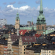 Stockholm - Sweden - Stock Photo