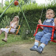 Swinging — Stock Photo