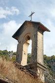 Vecchia chiesa ortodossa — Foto Stock