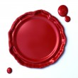 Wax seal — Stock Photo