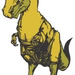 Постер, плакат: Tyrannosaurus Rex