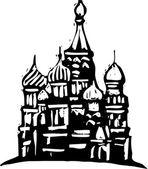 Kremlin Russia — Stock Vector
