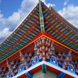 Buddhist datsan — Stock Photo