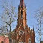 Kirche — Stock Photo