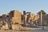 Karnak temple complex — Stock Photo