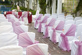 Wedding Aisle — Stockfoto
