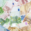 European banknotes - Stock Photo